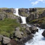 bleiksa river waterfall iceland eskifjordur fjardabyggd east coast hiking  (13)