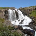 bleiksa river waterfall iceland eskifjordur fjardabyggd east coast hiking  (2)