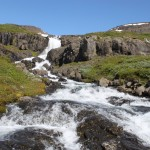 bleiksa river waterfall iceland eskifjordur fjardabyggd east coast hiking  (5)