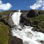 bleiksa river waterfall iceland eskifjordur fjardabyggd east coast hiking  (7)