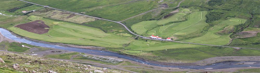 Byggðarholt golfclub