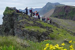 hiking in iceland eskifjordur east coast mountains fjords mjoeyri travel