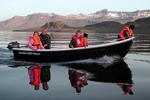 iceland mjoeyri fishing eskifjordur motor boat rental