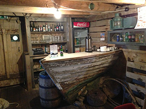 the bar at randulffs seahouse