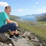 kiddi þór eskifjordur fjord view 2