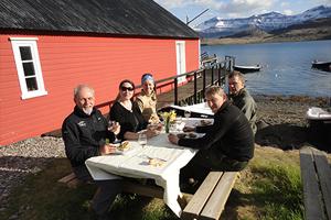 Randulffs seahouse restaurant